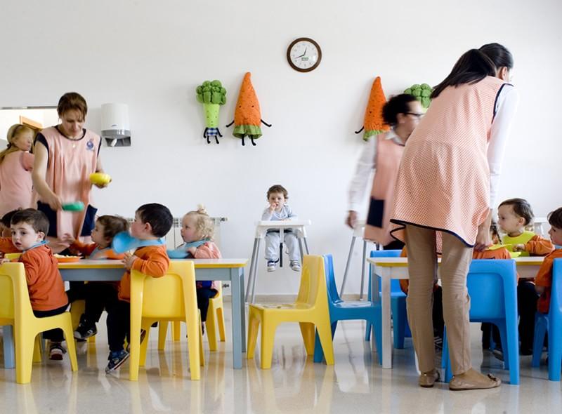 Comedor de la escuela infantil municipal de loriguilla for Comedor infantil